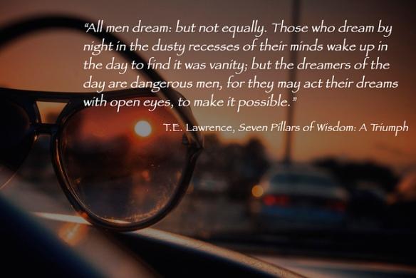 all men dream