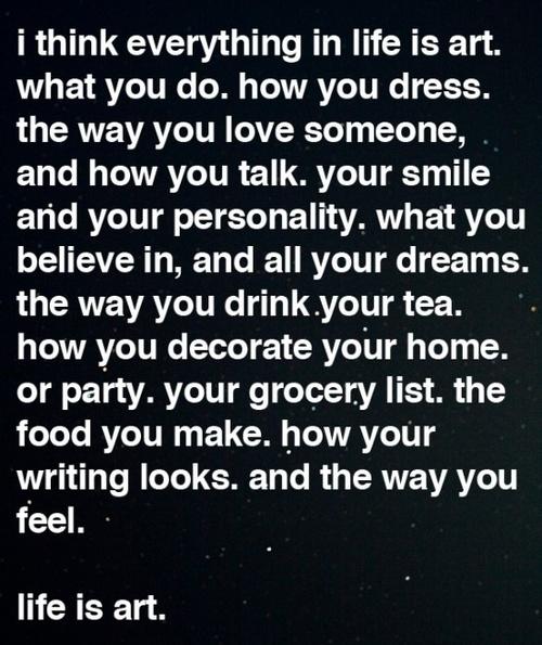life-is-art