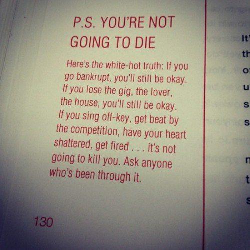 get through it